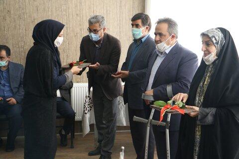مراسم گرامیداشت روز دختر در مرکز دختران ندای مهر بهزیستی یزد برگزار شد
