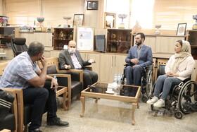 مدیرکل بهزیستی استان کرمان همراهی عالمانه و تخصصی مربیان ورزشکار با تیم های ورزشی افراد دارای معلولیت را ستود