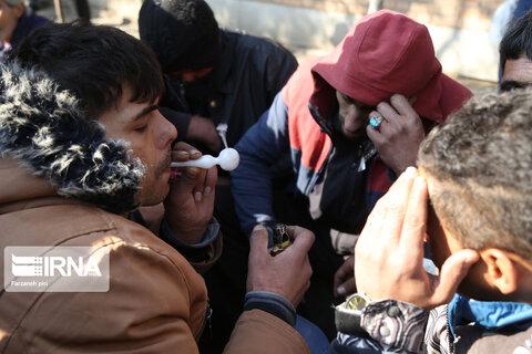 ساماندهی ۷۸۳۴ معتاد متجاهر در مراکز بهزیستی