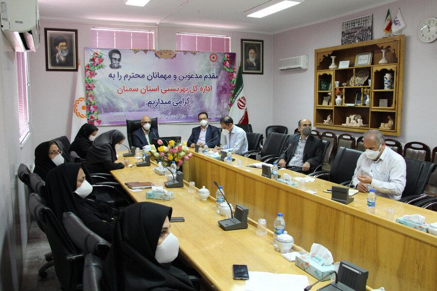 برگزاری سیزدهمین جلسه کمیته پیشگیری از بیماریهای واگیر دار