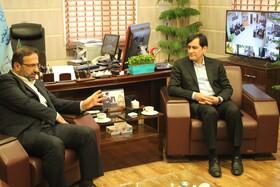 مدیرکل بهزیستی با رئیس کل دادگستری استان دیدار و گفتگو کرد