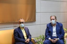 دیدار رئیس و هیات رئیسه دانشگاه علوم پزشکی مازندران با مدیر کل بهزیستی استان