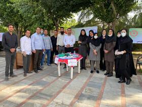 فردیس | برگزاری نمایشگاه به مناسبت گرامیداشت هفته مبارزه با مواد مخدر