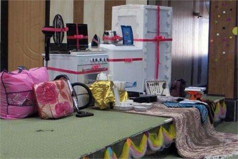 بهزیستی تهران ۲۰۰ جهیزیه به نیازمندان اهدا کرد