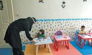 فعالیت مهدهای کودک با رعایت پروتکلهای بهداشتی ادامه دارد