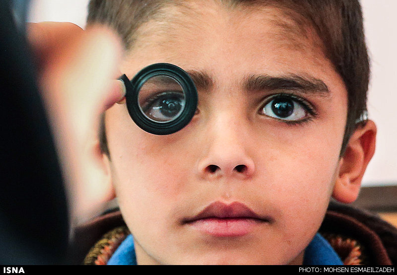 تغییرات برنامه زمانی غربالگری بینایی کودکان ۳ تا ۶ سال
