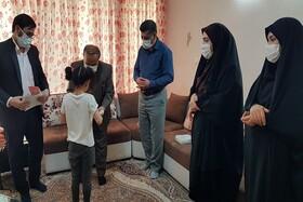 بازدید از خانههای کودک و نوجوان شهرستان شاهین شهر و میمه