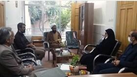 مدیرکل بهزیستی استان با منتخب مردم خمینی شهر در مجلس شورای اسلامی دیدار و گفت و گو کرد