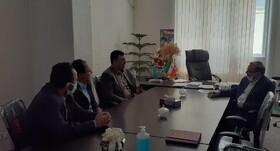 نظرآباد | دیدار رئیس بهزیستی نظرآباد با نماینده مردم در مجلس شورای اسلامی