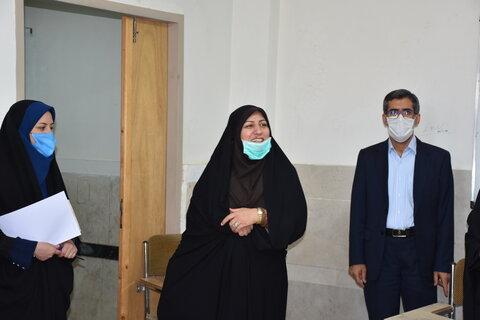 گزارش تصویری| انجام مصاحبه متقاضیان مراکز مثبت زندگی در کرمانشاه