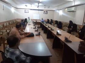 جلسه هم اندیشی  مشاوران مرکز صدای مشاور با معاونت پیشگیری