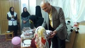 شاهرود | گزارش تصویری از جشن دهه کرامت در مرکز نگهداری از کودکان و نوجوانان