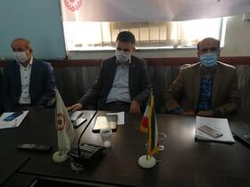 دشتستان| با حضور مشاور مدیرکل در امور شهرستان ها مراکز مثبت زندگی جانمایی شد