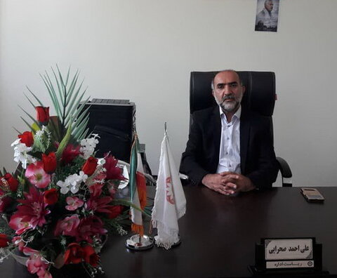 رئیس اداره بهزیستی شهرستان نورآباد منصوب شد