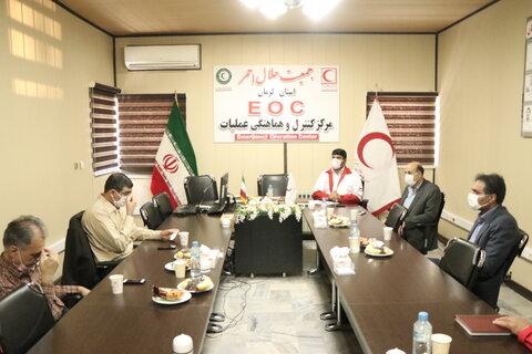 توافق بهزیستی استان کرمان و جمعیت هلال احمر برای تجمیع امکانات و ارائه خدمات در مناطق کمتر برخوردار