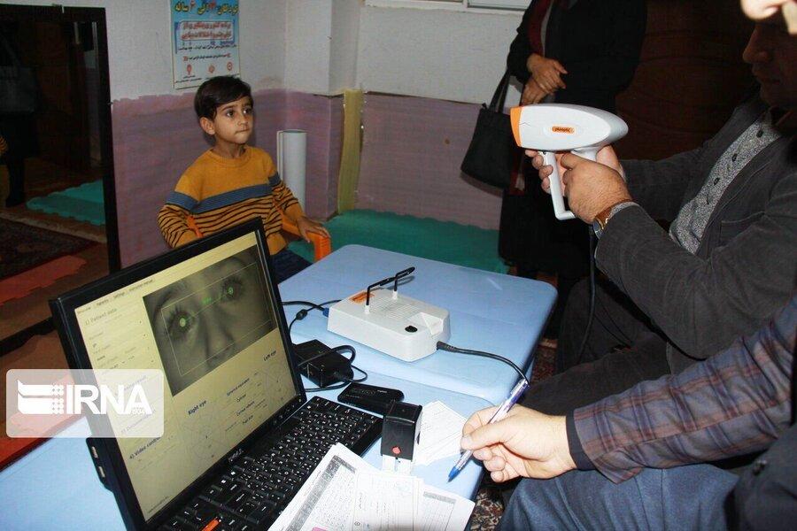 در رسانه | اجرای طرح غربالگری تنبلی چشم در چهارمحال و بختیاری آغاز شد