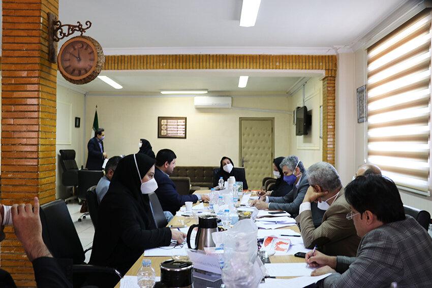 مصاحبه متقاضیان تاسیس مراکز مثبت زندگی بهزیستی در گیلان
