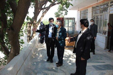 بازدید از مرکز جامع درمان اعتیاد بهزیستی البرز