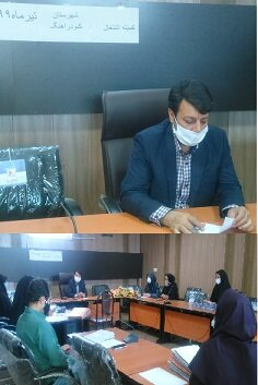 کبودراهنگ  کمیته اشتغال بهزیستی شهرستان