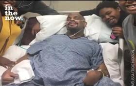 ببینید مرگ معلول سیاهپوست درپی خودداری پزشکان از درمان