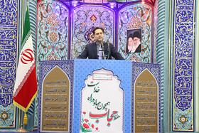 سخنرانی دکتر حسین نحوی نژاد در خطبه های پیش از نماز جمعه به مناسبت گرامیداشت هفته بهزیستی