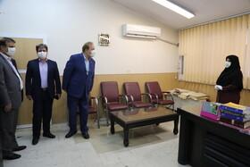 گزارش تصویری  دیدار مدیر کل بهزیستی استان مازندران با همکاران به مناسبت فرارسیدن هفته بهزیستی