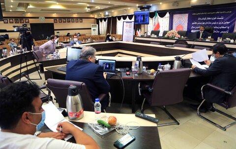 نشست خبری رئیس سازمان بهزیستی کشور به مناسبت هفته بهزیستی