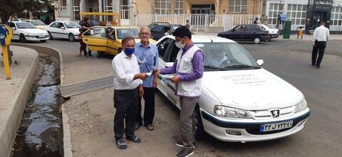 گزارش تصویری ا اجرای برنامه مانور اورژانس اجتماعی بهزیستی استان اردبیل