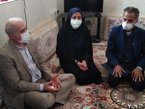 گزارش تصویری| با حضور دکتر حاجیونی 30 واحد مسکونی به مددجویان بهزیستی استان بوشهر واگذار شد