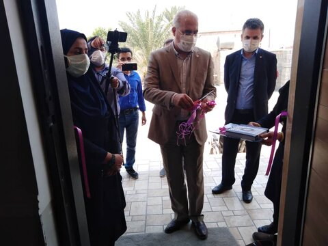 با حضور دکتر حاجیونی  ۳۰ واحد مسکونی به مددجویان بهزیستی استان بوشهر واگذار شد
