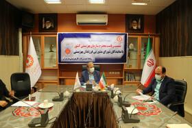 نشست ریاست سازمان بهزیستی کشور با نمایندگان شورای مشورتی فرزندان بهزیستی برگزار شد