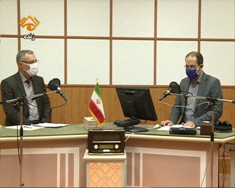 فیلم ا  حضور مدیرکل بهزیستی استان اردبیل  در برنامه مردم و مسئولین