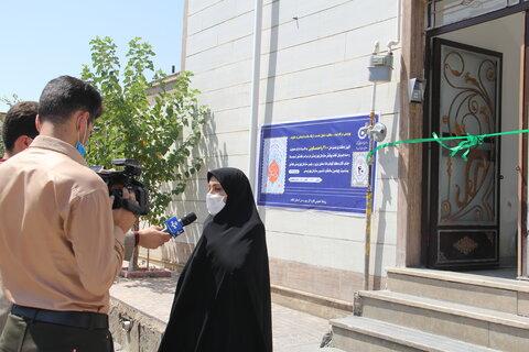فیلم/ گزارش خبری صدا و سیمای ایلام از افتتاح واحدهای مسکونی مددجویان
