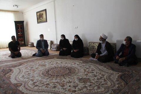 گزارش تصویری/افتتاح واحدهای مسکونی مددجویان