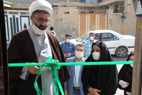 گزارش تصویری| افتتاح واحدهای مسکونی مددجویان