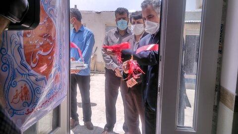 کبودراهنگ| افتتاح 9 مسکن مددجویی دارای دو عضو معلول بهزیستی شهرستان