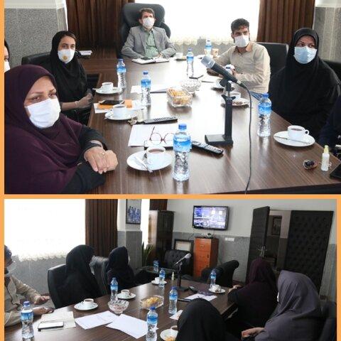 اولین مجمع شورای مشورتی فرزندان بهزیستی کشور بصورت ویدئوکنفرانس برگزارشد