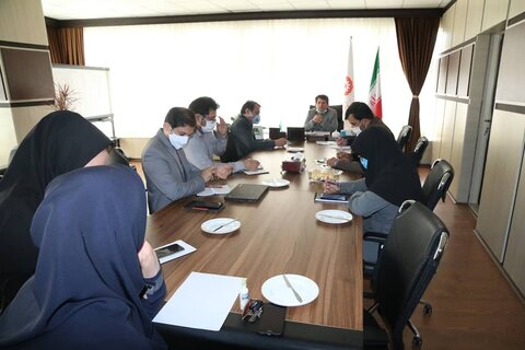 هشتمین نشست شورای معاونین بهزیستی گلستان به مناسبت گرامیداشت هفته بهزیستی