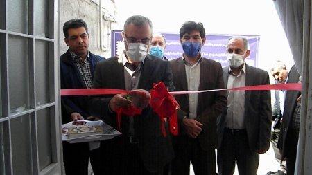 گزارش تصویری ا  افتتاح 41 واحد مسکونی خانواده های تحت پوشش بهزیستی استان اردبیل