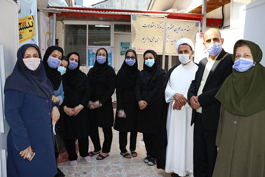 """افتتاح مرکز اتیسم """" امید زندگی """" به مناسبت گرامیداشت هفته بهزیستی در رشت"""