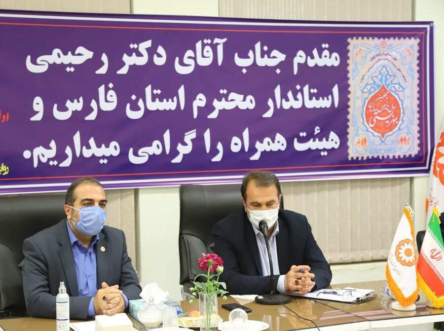 استاندار فارس :توانمند سازی جامعه هدف بهزیستی در دستور کار دولت است