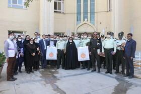 گزارش تصویری| هم افزایی بهزیستی و نیروی انتظامی استان در راستای ارتقای سلامت اجتماعی خانواده