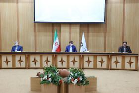 دیدار با نماینده عالی دولت در استان گیلان به مناسبت هفته بهزیستی