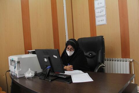 پاسخگویی مدیر کل بهزیستی ایلام به تماسهای مردمی در سامانه سامد