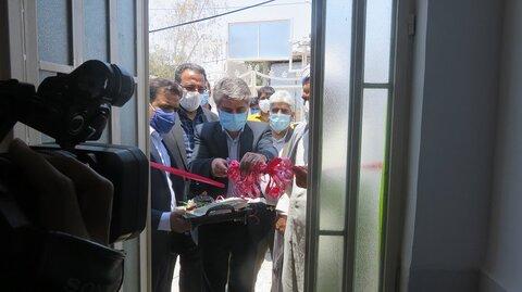 آیین گشایش مراکز فیزیوتراپی و مشاوره شهرستان ریگان در سومین روز از هفته بهزیستی