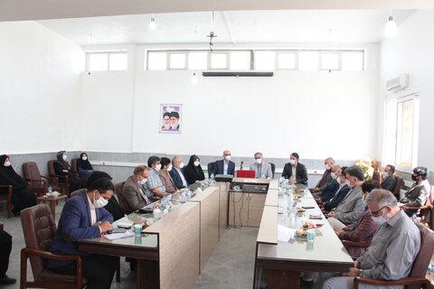 مدیرکل در شهرستان سمنان بمناسبت هفته بهزیستی