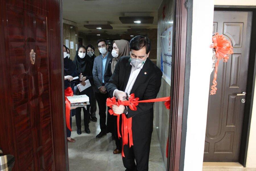 موسسه اشتغال و کارآفرینی خیریه کودکان دنیای پر مهر شیرین در کرج افتتاح شد