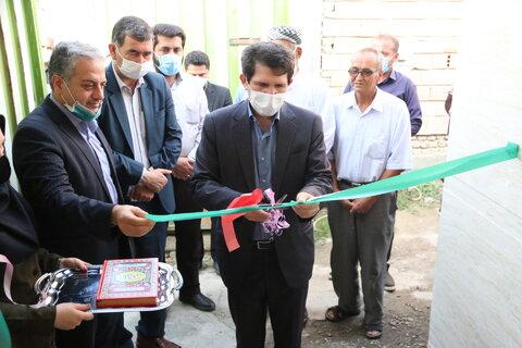 فیلم| افتتاح ۴۳۰ واحد مسکونی مددجویان بهزیستی آسیب دیده سیل گلستان