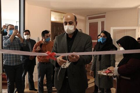 هفتمین خانه کوچک معلولین ذهنی در زنگی آباد کرمان گشایش یافت