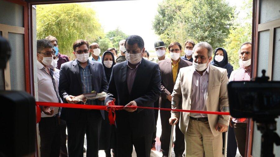 افتتاح نخستین مرکز جامع درمان و بازتوانی اعتیاد تحت نظارت بهزیستی در استان یزد